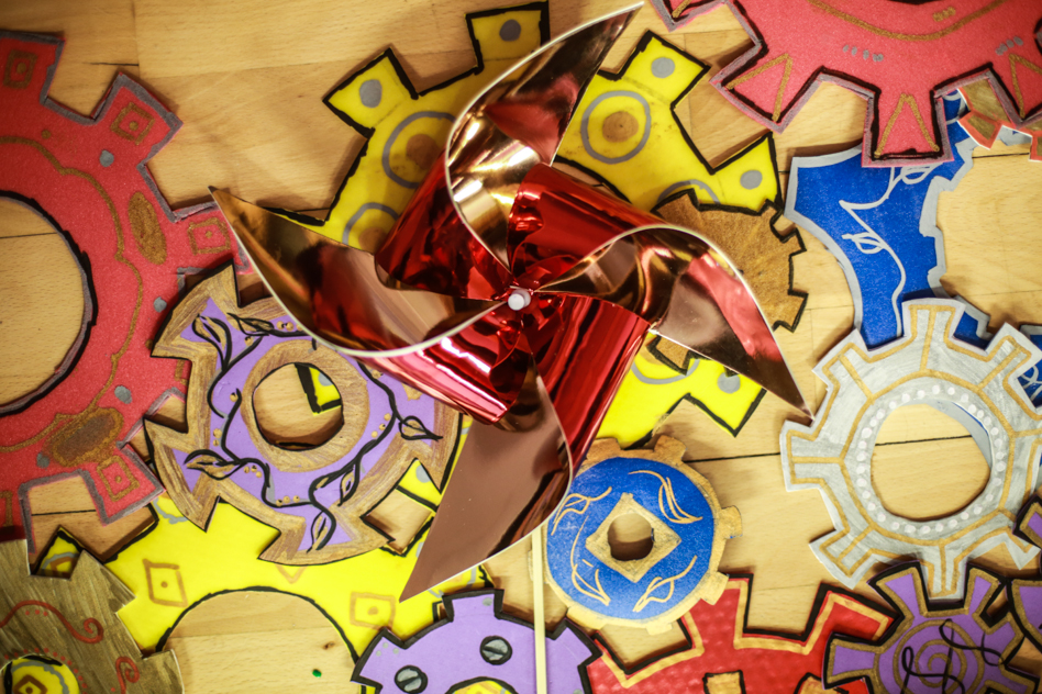 Paper Windmill S