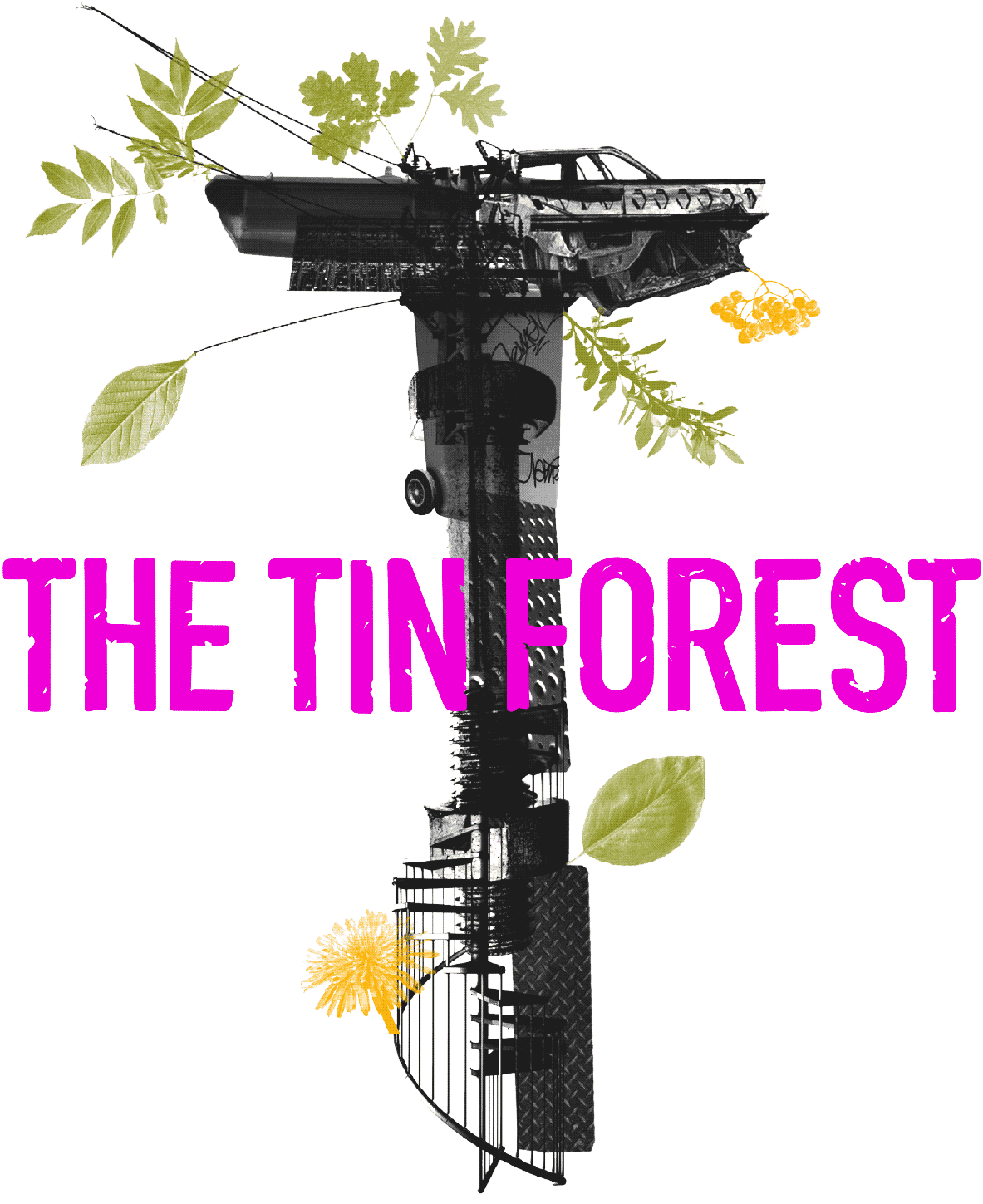 The Tin Forest (logo)